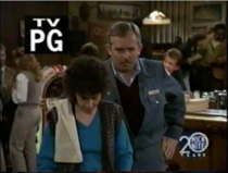 TV-PG - Cheers (shows run; 1985-2007)