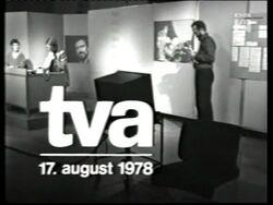 TV Avisen intro 780817