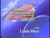 WBRC-TV Channel 6 Community Billboard
