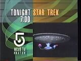 WCVB-TV for Star Trek 1989
