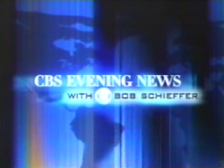 CBS Evening News; March 22, 2006 (3)