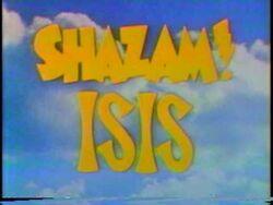 The Shazam! Isis Hour