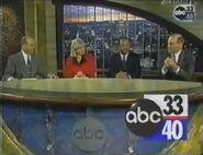 ABC 33-40 James Spann Josh Thomas Brenda Ladun and Mike Raita Promo 1996