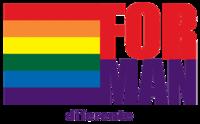 For Man logo