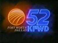 KFWD-52 logo