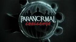 Paranormal Challenge - Screen Capture