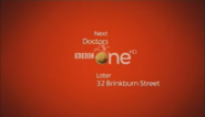 BBC One Crumpet Coming up Next bumper