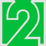 TVE2 logo (2006-2007)