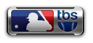 MLB TBS LOGO