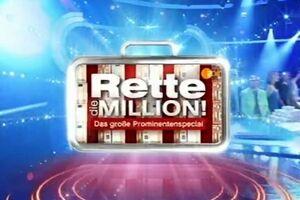 Rette die Million! Promi Special logo2