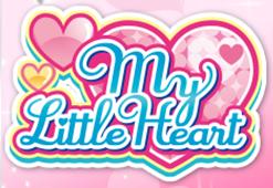 Aikatsu Stars My Little Heart logo