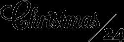 Christmas 24 logo 2014