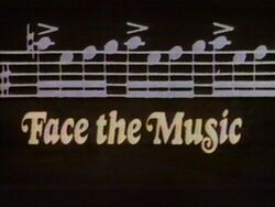 Face the music 1976a