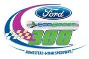 Ford EcoBoost 300 logo