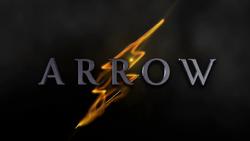 Arrow Legends of Yesterday title card