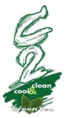 C2 Green Tea logo