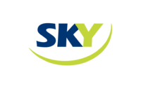 Sky Airline logo 2010s
