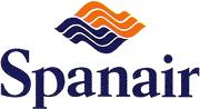 Spanair logo 1995