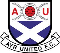 Ayr United FC logo