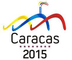 Caracas bid logo for the 2015 Pan American Games