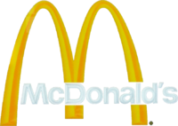 McDonald's window logo 1976