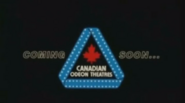 Canada odeon cinemas Trailers 3