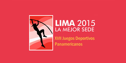 Lima bid logo for the 2015 Pan American Games