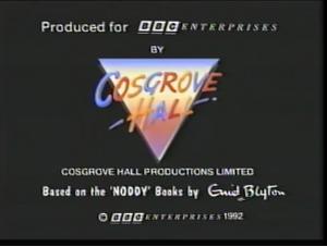 Noddy 1992 End Card