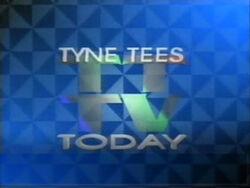 Tyne Tees Today 1992