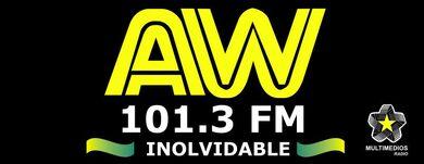AW FM Inolvidable XHAW-FM 2004