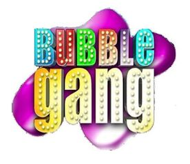 Bubble Gang 4x4 billboard