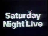 Saturday Night Live Video Open From September 24, 1977
