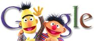 Google Sesame Street - Bert and Ernie