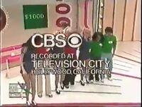 CBS Television City 1979-Beat the Clock