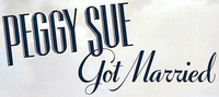 Peggy Sue Got Married logo