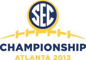 2013 SEC Football Championship Game Logo