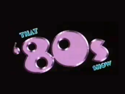 That '80s Show logo