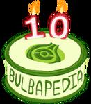 Bulbapedia 10th