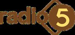 Radio 5 logo 2007