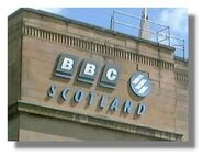 BBC Scotland Studios 1990s