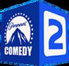 Paramount Comedy 2 logo 2004