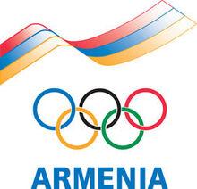 Armenian Olympic Committee logo