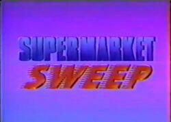 Supermarket Sweep '89 pilot alt title