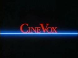 CineVox Logo