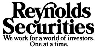 Reynolds Securities logo