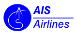 AIS airlines logo
