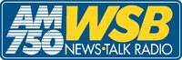 AM 750 WSB logo