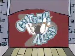 GutterBall Alley