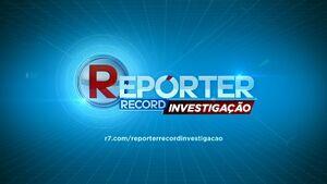Repórter Record Investigação