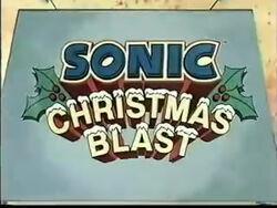 SonicChristmasBlastTitle